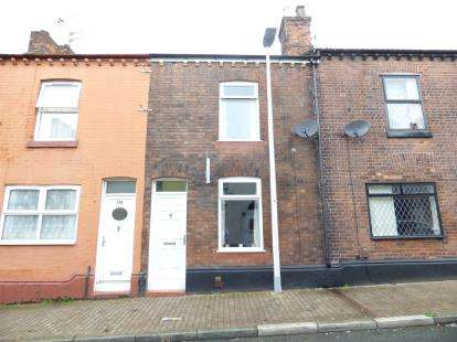 3 Bedrooms Terraced House for sale in Mersey Road, Widnes, Cheshire, WA8