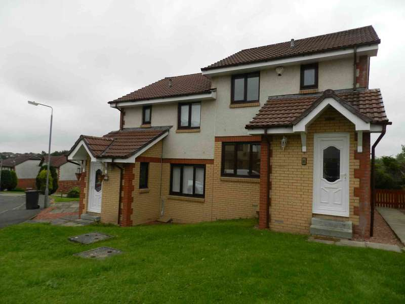 3 Bedrooms Semi Detached House for rent in Glendoik Place, Newton Mearns