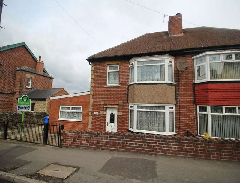 4 Bedrooms Semi Detached House for sale in Providence Road, Sheffield, S6
