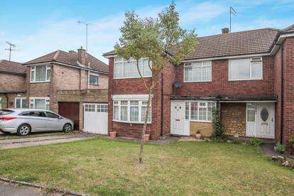3 Bedrooms Semi Detached House for sale in Westmorland Avenue, Luton, Bedfordshire, Leagrave
