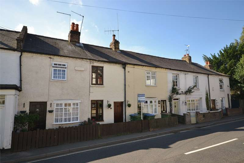 2 Bedrooms Terraced House for sale in East Molesey
