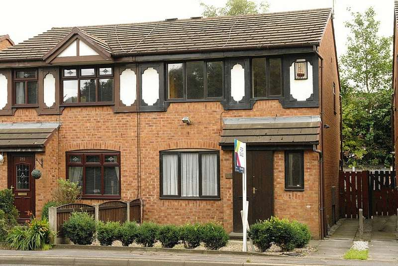 3 Bedrooms Semi Detached House for sale in 350 Milnrow Road, Shaw