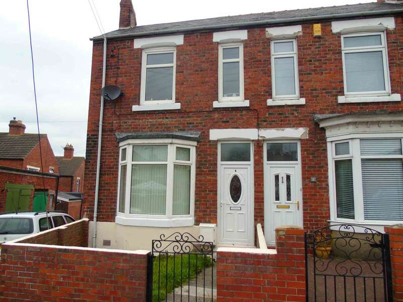 3 Bedrooms End Of Terrace House for sale in Osbourne Gardens, Crook