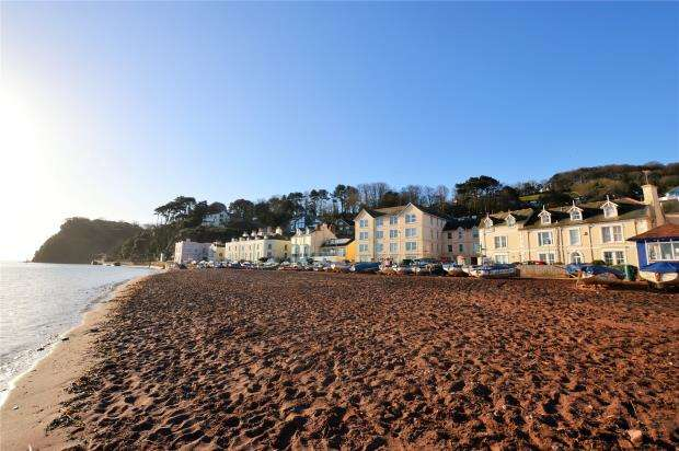1 Bedroom Flat for sale in Ferrymans Reach, Marine Parade, Shaldon, Devon