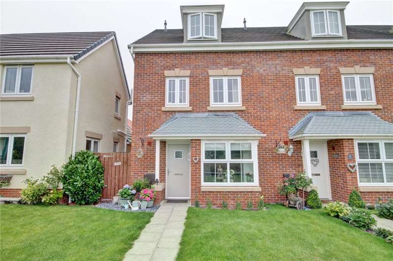 4 Bedrooms End Of Terrace House for sale in Bray Walk, Burton Woods, Spennymoor, DL16