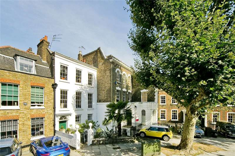 6 Bedrooms Terraced House for sale in Colebrooke Row, Islington, N1