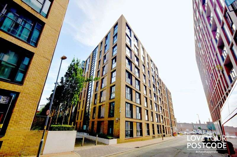 2 Bedrooms Flat for sale in Southside, St. John's Walk, Birmingham City Centre, B5 4TP