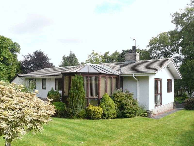 3 Bedrooms Detached Bungalow for sale in 1 Trinity Park, Duns, Berwickshire
