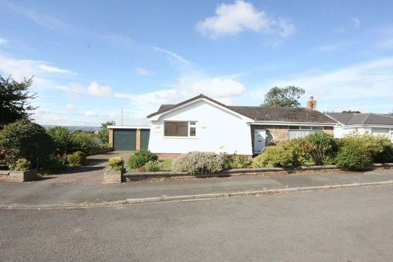 4 Bedrooms Detached Bungalow for sale in Riverbank Close, Heswall, Wirral