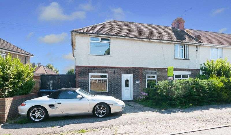 6 Bedrooms Semi Detached House for sale in Grinstead Lane, Lancing