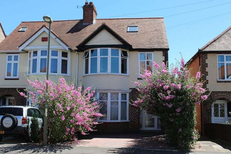 6 Bedrooms Semi Detached House for sale in White Road, Oxford