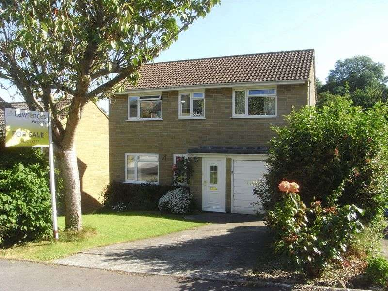3 Bedrooms Detached House for sale in Ashlands Close, Crewkerne