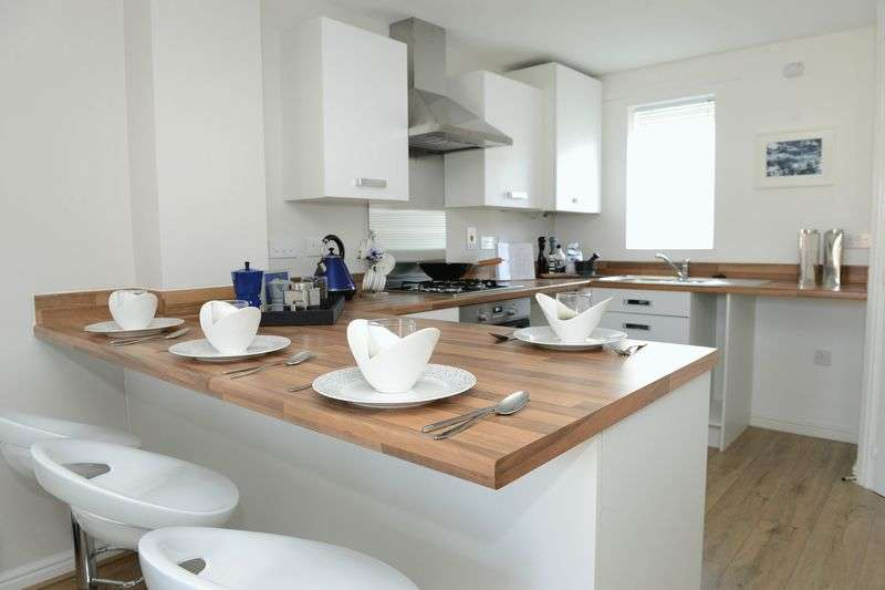 2 Bedrooms Semi Detached House for sale in Lamplight Way, Hednesford