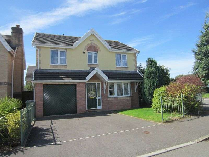 4 Bedrooms Detached House for sale in Palmers Drive Park View Grove Cardiff CF5 5NR