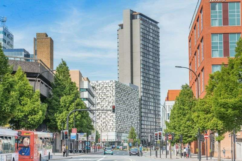 2 Bedrooms Flat for sale in 27th Floor, City Lofts, St Pauls Square, Sheffield S1  NO CHAIN INVOLVED  EARLY COMPLETION AVAILABLE