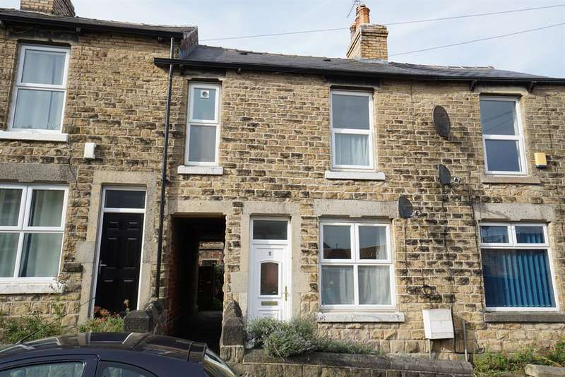3 Bedrooms Terraced House for sale in Duncan Road, Crookes, Sheffield, S10 1SN