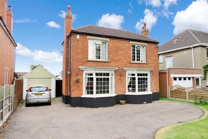 4 Bedrooms Detached House for sale in London Road, Sleaford