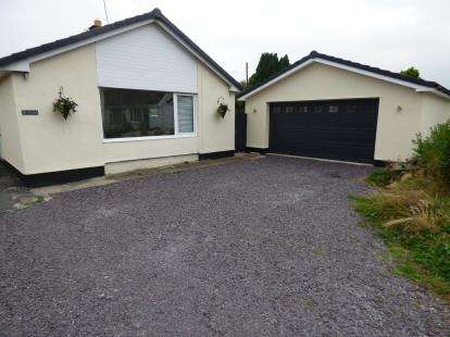 2 Bedrooms Bungalow for sale in Sunny Ridge, Mold, Flintshire, CH7