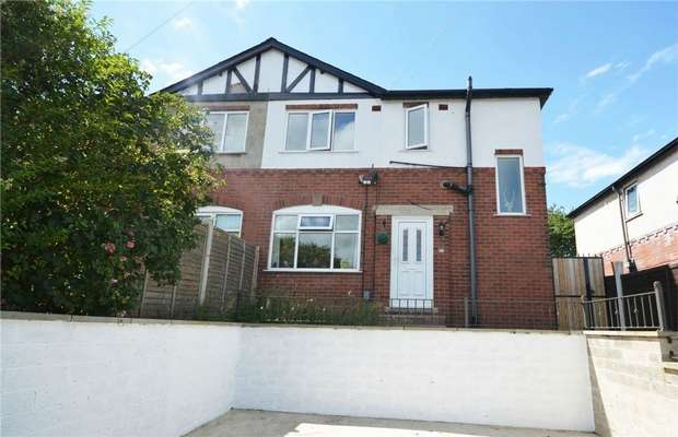 3 Bedrooms Semi Detached House for sale in Beadon Avenue, HUDDERSFIELD, West Yorkshire