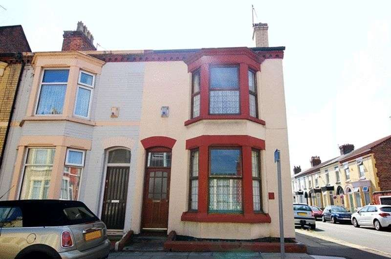 4 Bedrooms Terraced House for sale in Bryanston Road, Aigburth, Liverpool, L17