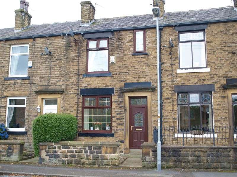 3 Bedrooms Terraced House for sale in Harbour Lane, Milnrow, OL16 4HF