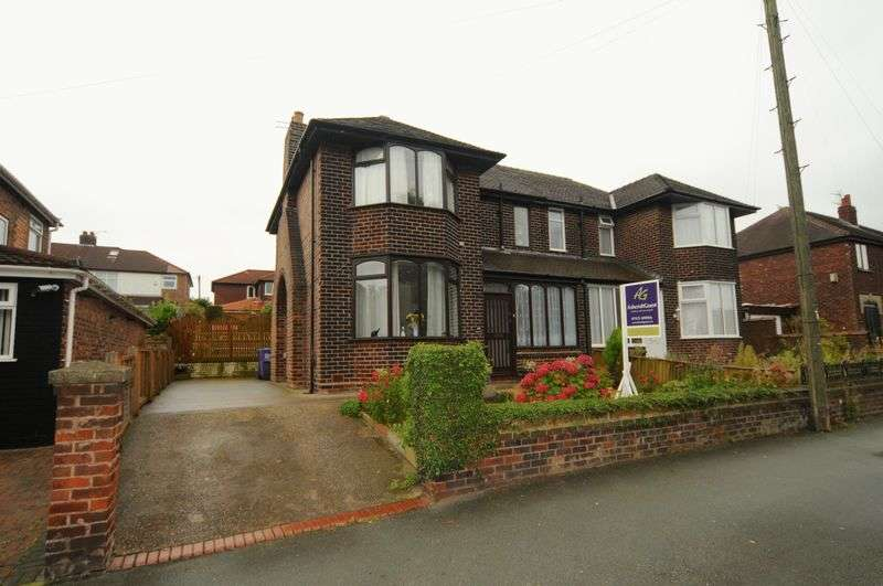 3 Bedrooms House for sale in Chester Road, Lower Walton, Warrington