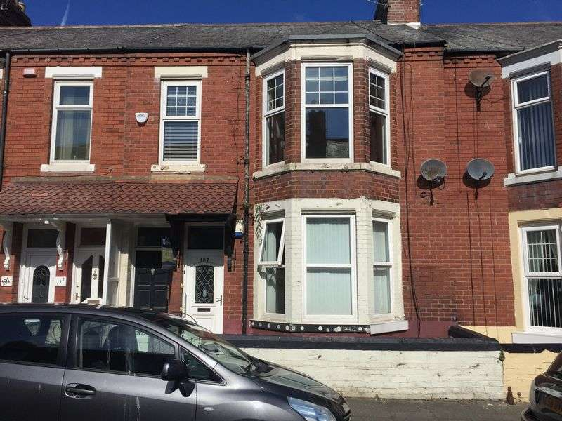2 Bedrooms Flat for sale in St. Vincent Street, South Shields