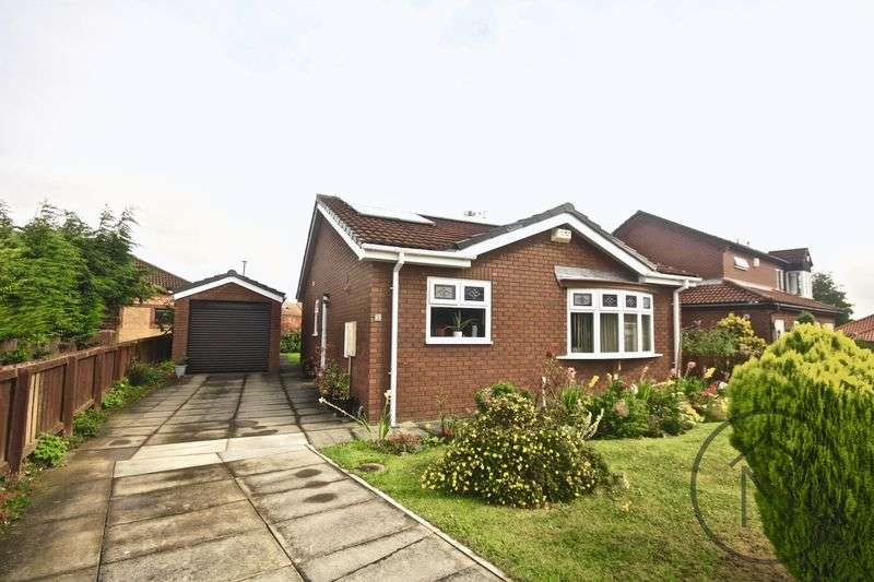 2 Bedrooms Detached Bungalow for sale in Village Close, Newton Aycliffe
