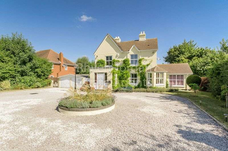 5 Bedrooms Detached House for sale in London Road, Milton Keynes