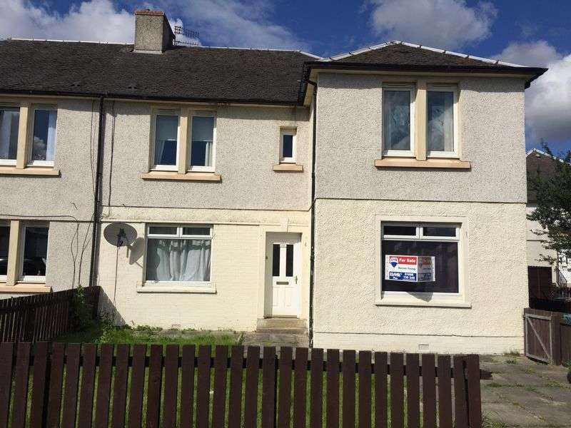3 Bedrooms Flat for sale in Stewart Street, Bellshill