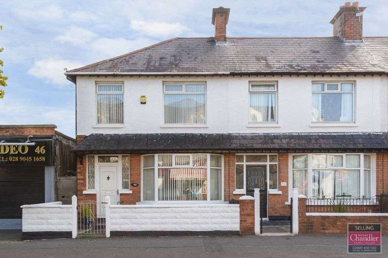 3 Bedrooms Terraced House for sale in 48 Cregagh Road, Belfast, BT6 9EQ