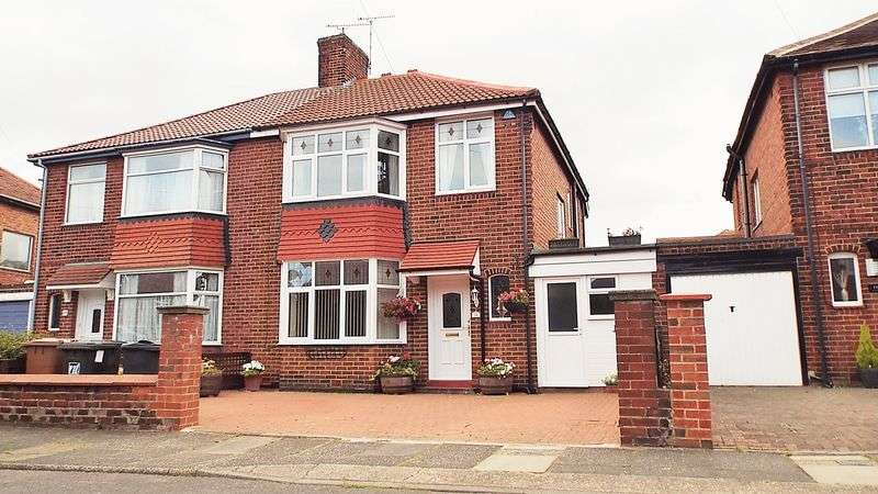 3 Bedrooms House for sale in Spring Gardens, North Shields