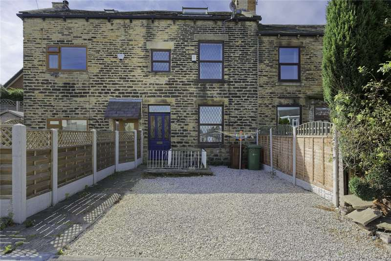 2 Bedrooms Terraced House for sale in Half Mile, Bramley, Leeds, LS13