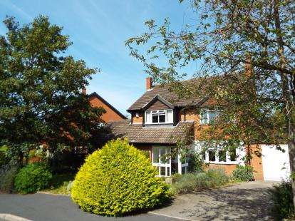 4 Bedrooms House for sale in Farmfields Rise, Woore, Crewe, Shropshire