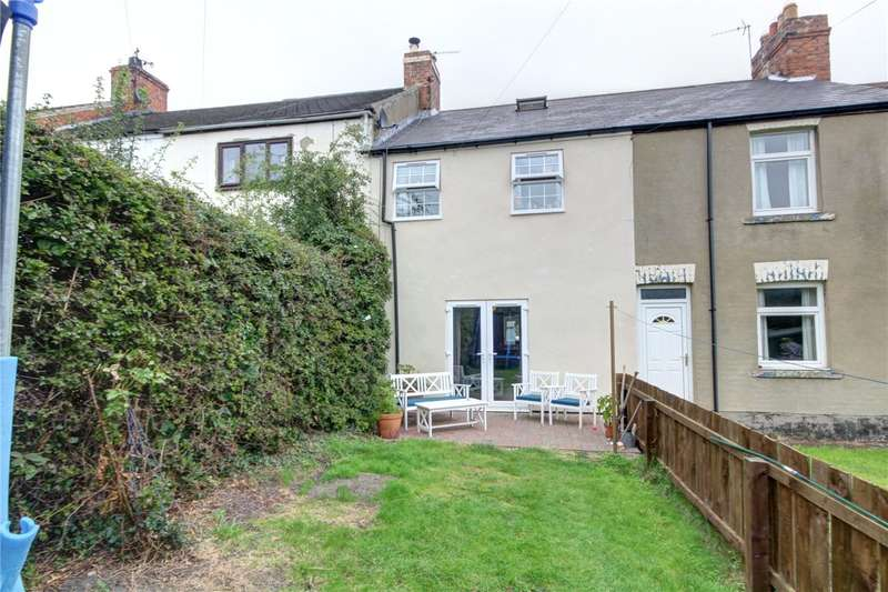 3 Bedrooms Terraced House for sale in Deerness View, East Hedley Hope, Bishop Auckland, DL13