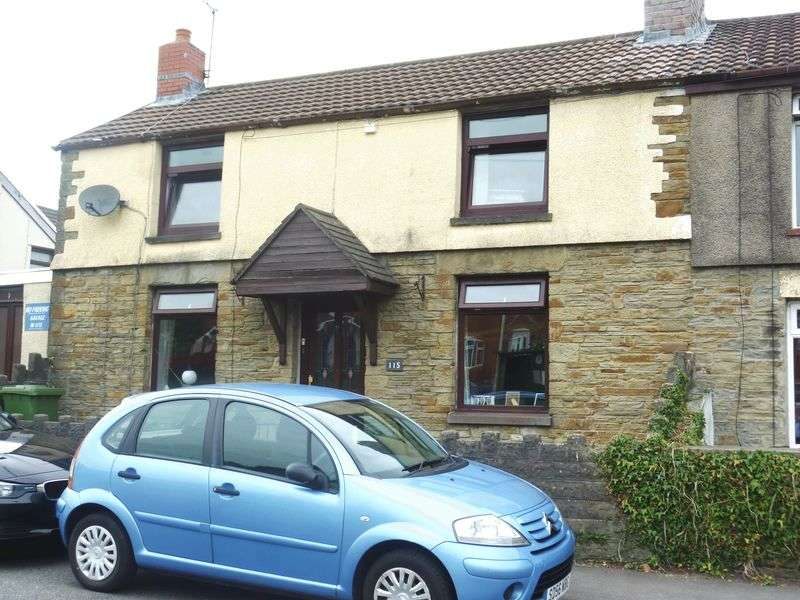 3 Bedrooms Terraced House for sale in Newbridge Road, LLANTRISANT CF72 8EY