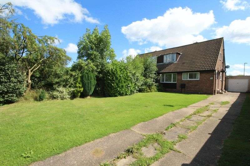 4 Bedrooms Semi Detached House for sale in GRASMERE AVENUE, SPONDON
