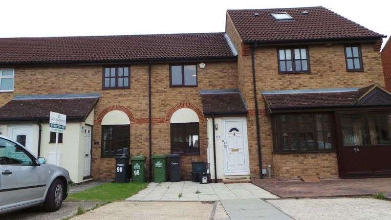 2 Bedrooms Terraced House for sale in Hollybush Way, Waltham Cross