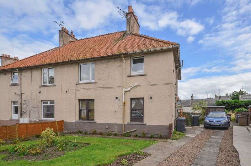 2 Bedrooms Flat for sale in 47 Kennington Avenue, Loanhead, Midlothian, EH20 9HZ