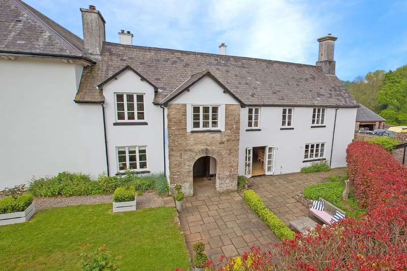 5 Bedrooms House for sale in The Old Longhouse, Loventor Manor, Berry Pomeroy, Totnes