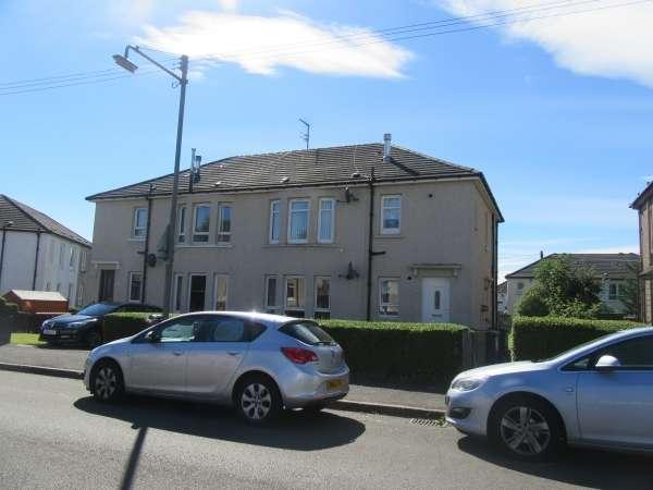 2 Bedrooms Flat for sale in 64 Kiloran Street, Glasgow
