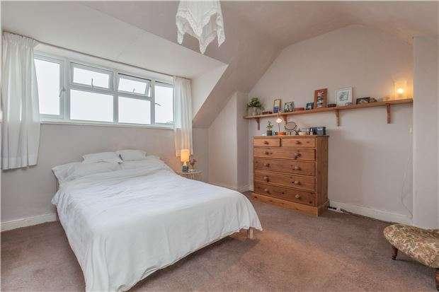 2 Bedrooms Terraced House for sale in Wellington Avenue, Montpelier BRISTOL, BS6 5HP