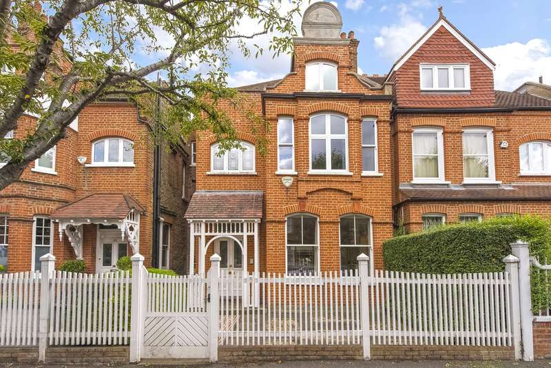6 Bedrooms Semi Detached House for sale in Esmond Road, London, W4