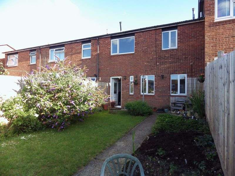 3 Bedrooms Terraced House for sale in Eaton Socon, St. Neots