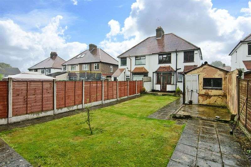3 Bedrooms Semi Detached House for sale in Green Drive, Oxley, Wolverhampton