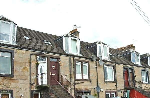 3 Bedrooms Flat for sale in Millar Terrace, Rutherglen, Glasgow