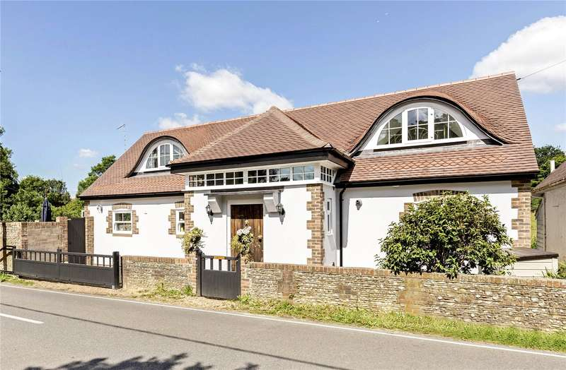 4 Bedrooms Detached House for sale in Lake Lane, Barnham, Bognor Regis, West Sussex, PO22