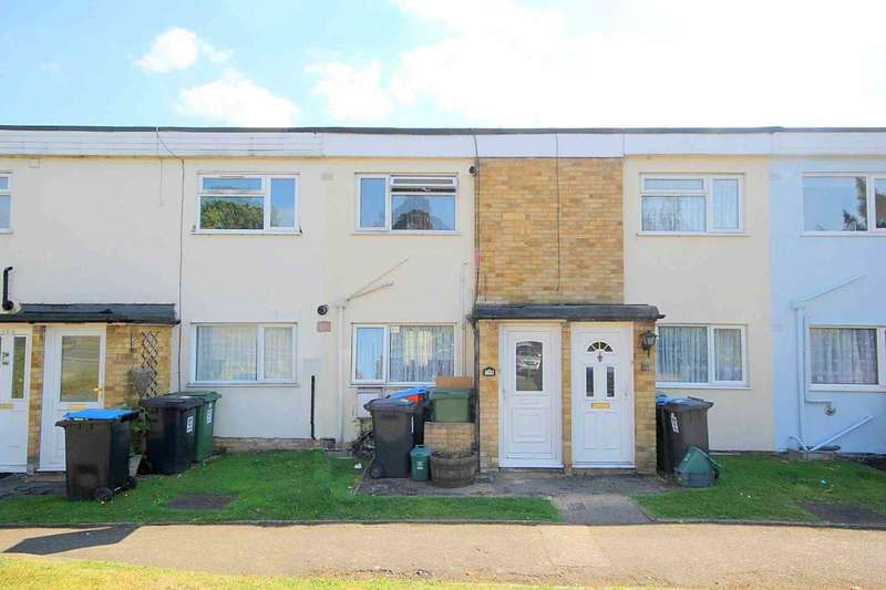 2 Bedrooms Maisonette Flat for sale in 2 DOUBLE BEDROOM MAISONETTE WITH GARAGE IN Queensway, HH, HP2