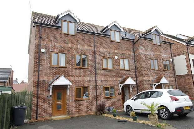 3 Bedrooms End Of Terrace House for sale in Harden Mews, Armthorpe, Doncaster, South Yorkshire