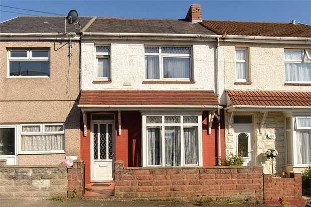 2 Bedrooms Terraced House for sale in Beattie Street, Cwmdu, Swansea, West Glamorgan